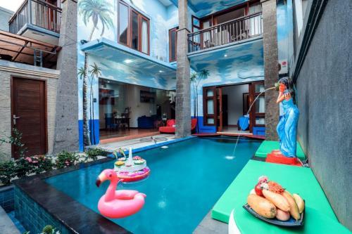 SiliconBali II Villa, Badung
