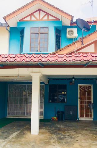 Sham Al Rashid Homestay, Kuantan
