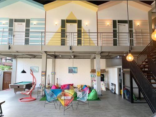 Beach Hut Hostel, Badung