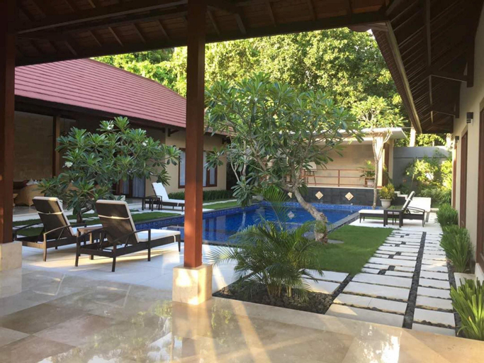Villa Aurelia, Lombok