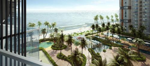 Munchkin Timurbay Seafront Residence (bo55ku), Kuantan, Kuantan
