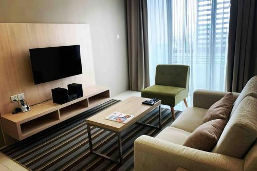 Uplands Service Suites @ Citadines ST3, The Spring, Kuching