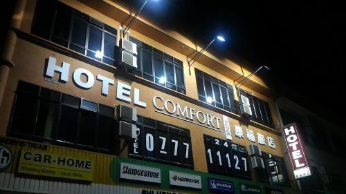 Hotel Kluang Comfort, Keluang