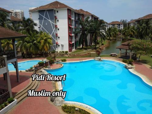 PD Perdana - Pidi Resort A108, Port Dickson