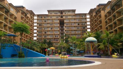Zou's Homestay @Gold Coast Morib Resort, Kuala Langat