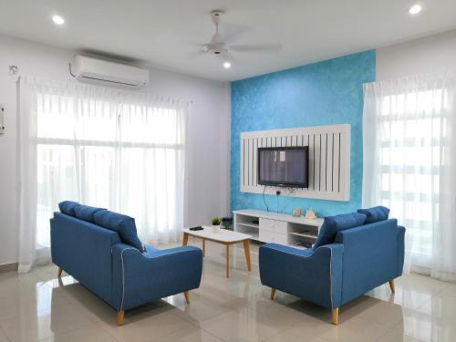 Home-sweet-home Semi-D Setia Residen, Manjung