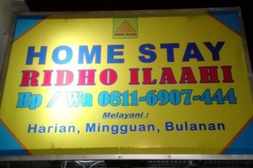 Homestay Ridho Ilaahi, Bengkalis