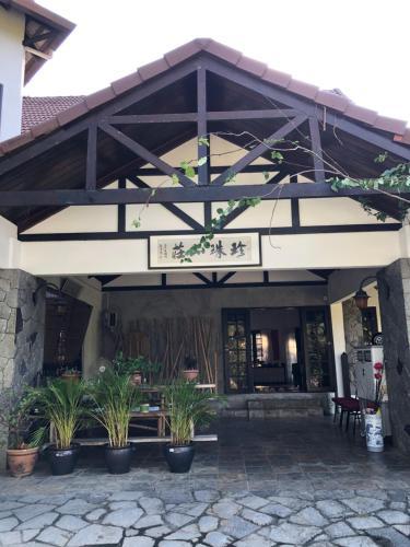 珍珠山庄渡假别墅, Pulau Penang
