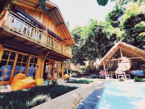 Villa Nongsa, luxury villa with private swimming pool, Karangasem