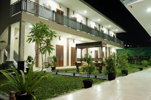Naima Jiwo, Yogyakarta