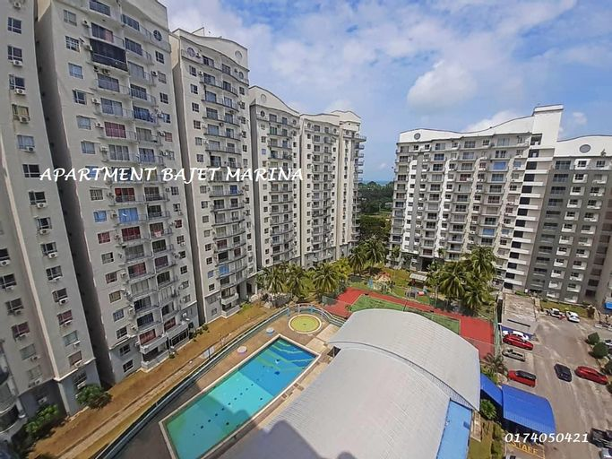 Apartment Bajet Marina, Port Dickson