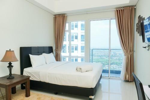 Best View Studio @ Puri Mansion Apartment, Jakarta Barat