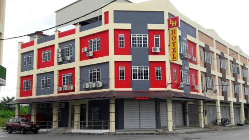 LH Hotel Langkap Perak, Hilir Perak