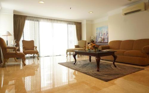 Golfhill Terraces Apartment Pondok Indah, Jakarta Selatan