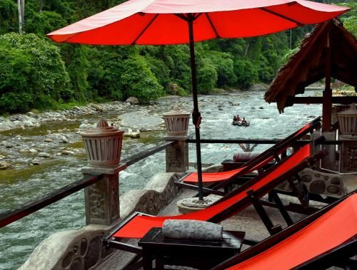 EcoTravel Cottages Bukit Lawang, Langkat