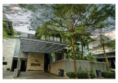 The Mesco Residence at Hyarta, Yogyakarta