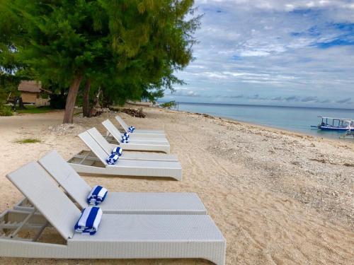 Villa Samalas Resort and Restaurant, Lombok