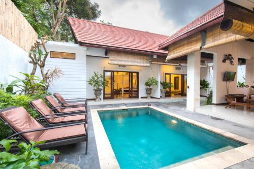 Villa Kamboja Five, Badung