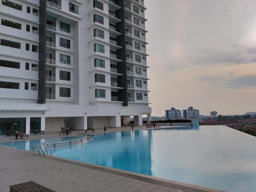 Raffles Suite 1 Bedroom Homestay, Johor Bahru