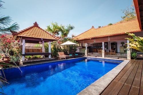 Villa Bukit Malas 3, Karangasem
