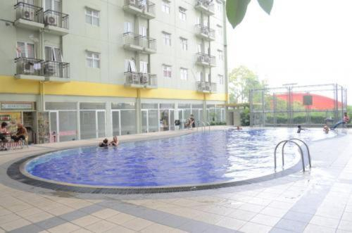 apartement the suites metro by teh maya, Bandung