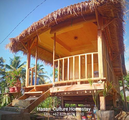 Hasan Culture Homestay, Lombok