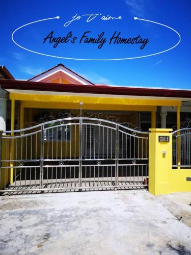 Angel's Family Homestay, Penampang