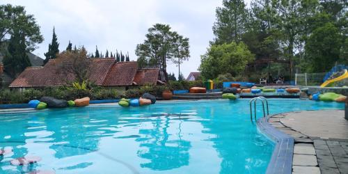 Villa Lotus D56 Cibodas Puncak, Bogor