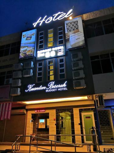 KUANTAN BESERAH BUDGET HOTEL, Kuantan