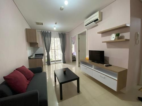 2 Bedroom Apartment next to Central Park Mall, Jakarta Barat