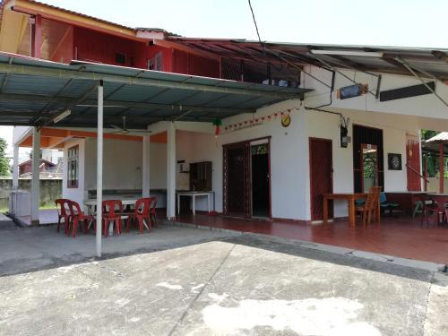Pantai Lodge Rustic Bungalow in Port Dickson, Port Dickson