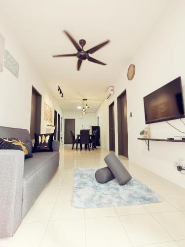Kepong Homestay by Warm Home, Kuala Lumpur
