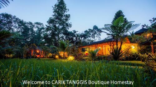 Carik Tangis Boutique Homestay, Tabanan
