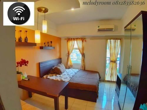 MelodyRoom at Apartemen Margonda Residence, Depok
