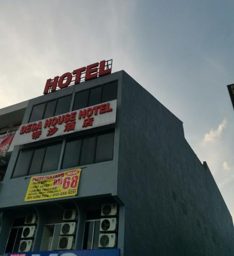 Desa house hotel, Kuala Lumpur