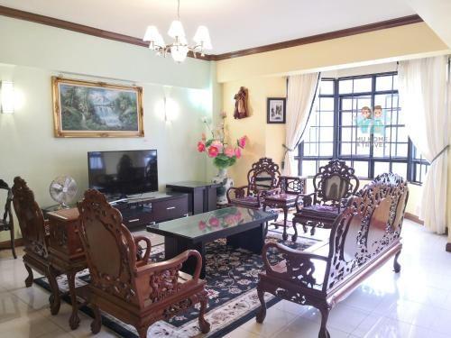 MU Mawar I Strawberry Gohtong Family Suite, Bentong