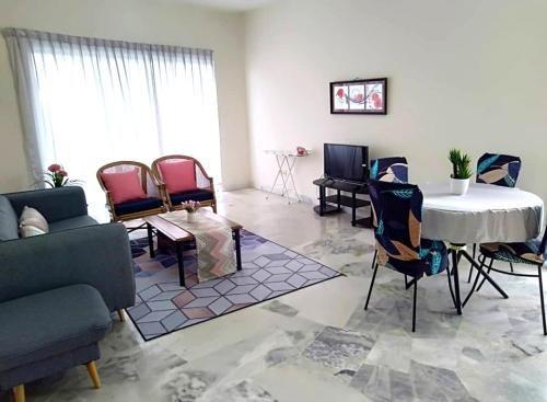 Yuuki Homestay PD @ 2 Bedrooms @ Marina View, Port Dickson