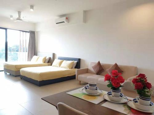 Home Sweet Home T3-902 Midhill Genting Highlands (FREE WIFI), Bentong