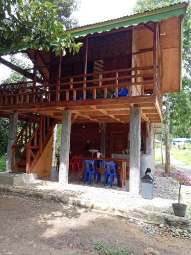 Barus Guest House, Langkat