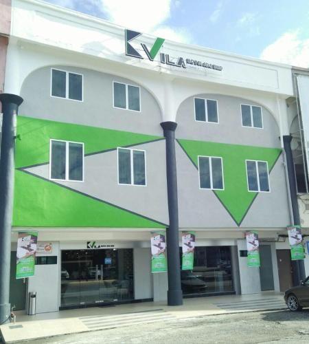 K VILA HOTEL, Kuala Muda