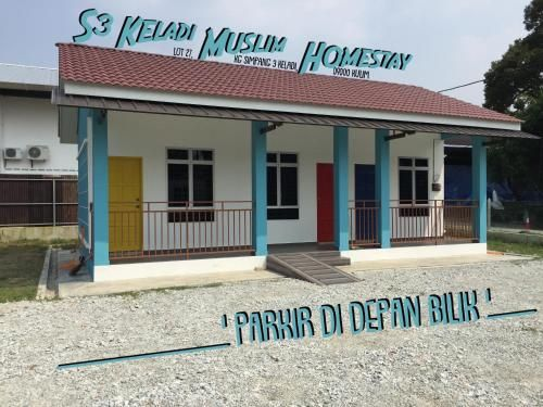 S3 KELADI MUSLIM HOMESTAY, Kulim
