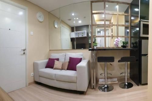 1 BR Apartment near Central Park Mall (Madison Park), Jakarta Barat