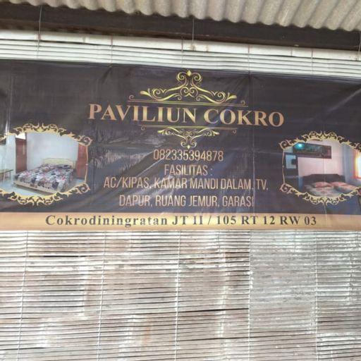Paviliun Cokro Jogja, Yogyakarta