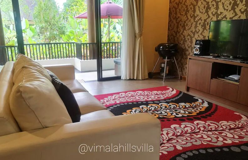 Comfortable 2BR Garden Villa at Vimala Hills, Bogor