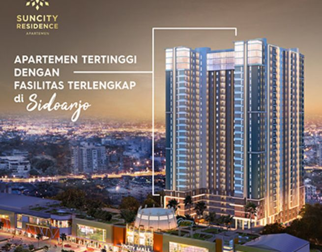 SUN City Apartment Sidoarjo by Group A, Sidoarjo