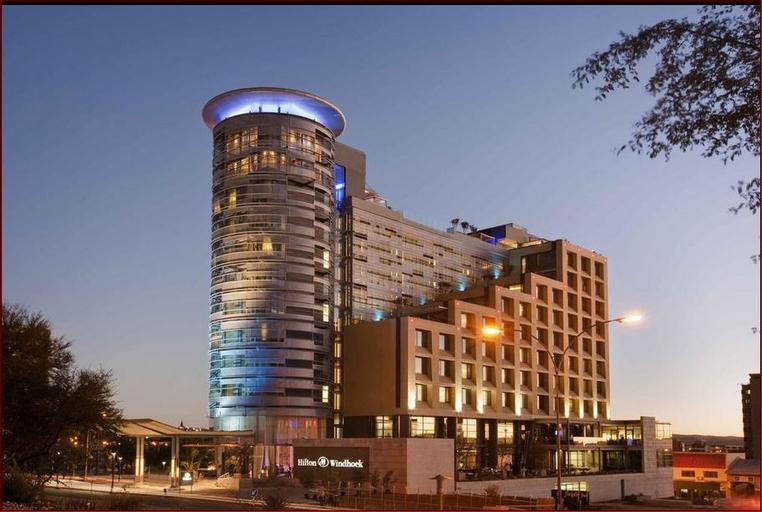 Hilton Garden Inn Windhoek, Namibia, Windhoek East