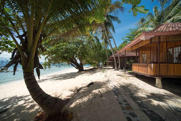 Murex Bangka Resort, North Minahasa