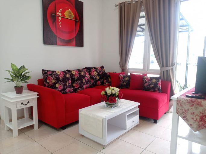 Designer Home Paradise Resort Ciputat Cluster The Bay C10/55, Tangerang Selatan