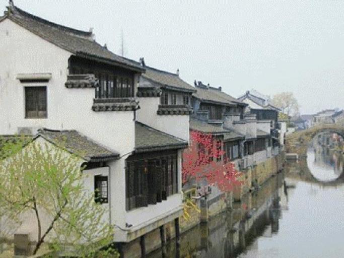 GreenTree Inn Changshu Fangta Park Pedestrian Street Business Hotel, Suzhou