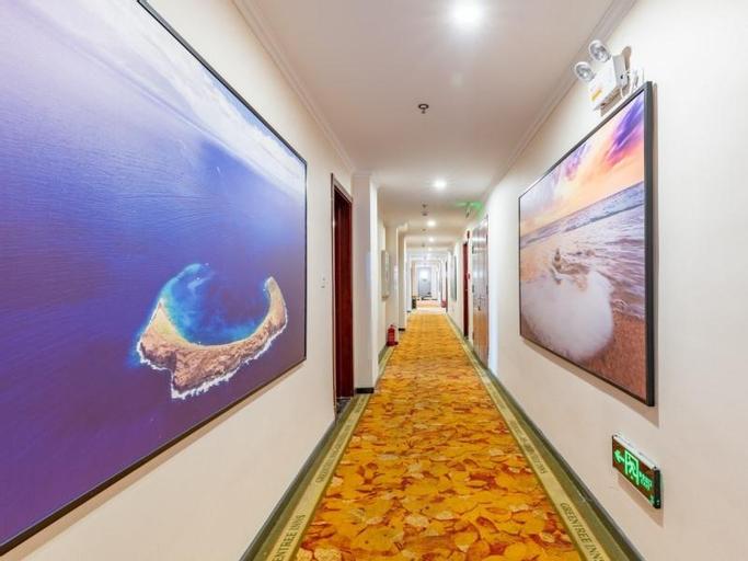 GreenTree Inn Dalian Development Zone Jinma Road Pedestrian Street Express Hotel, Dalian